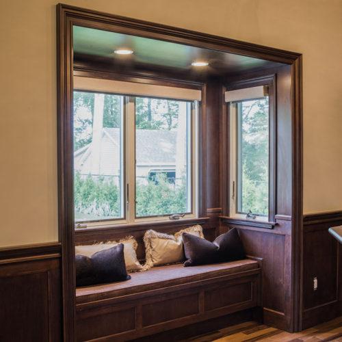 Custom Window Bench