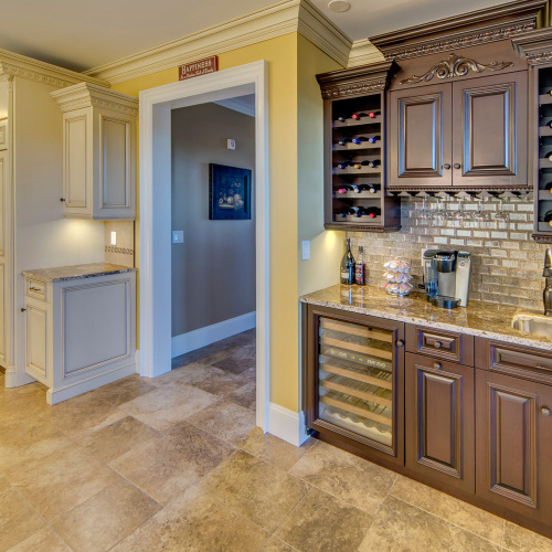 All County Millworks Kitchen Cabinets