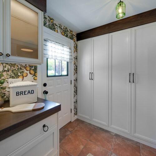 Closet Mud Room Cabinetry